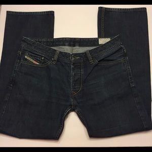 Men's Deisel Viker Button Fly Jeans
